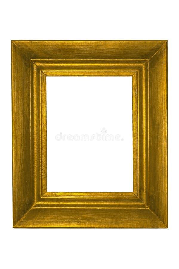 träramguld royaltyfria foton