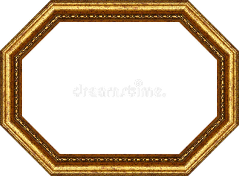 träramoktogon arkivfoto