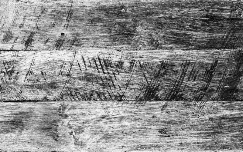 Träretro plankor för ek för grungebakgrundstextur royaltyfri foto