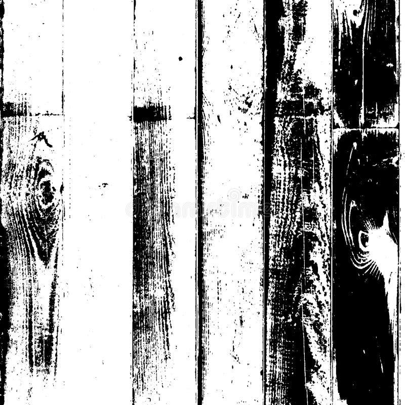 Träsamkopieringstextur vektor illustrationer