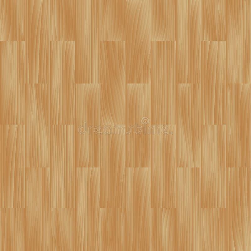 träseamless textur royaltyfri illustrationer