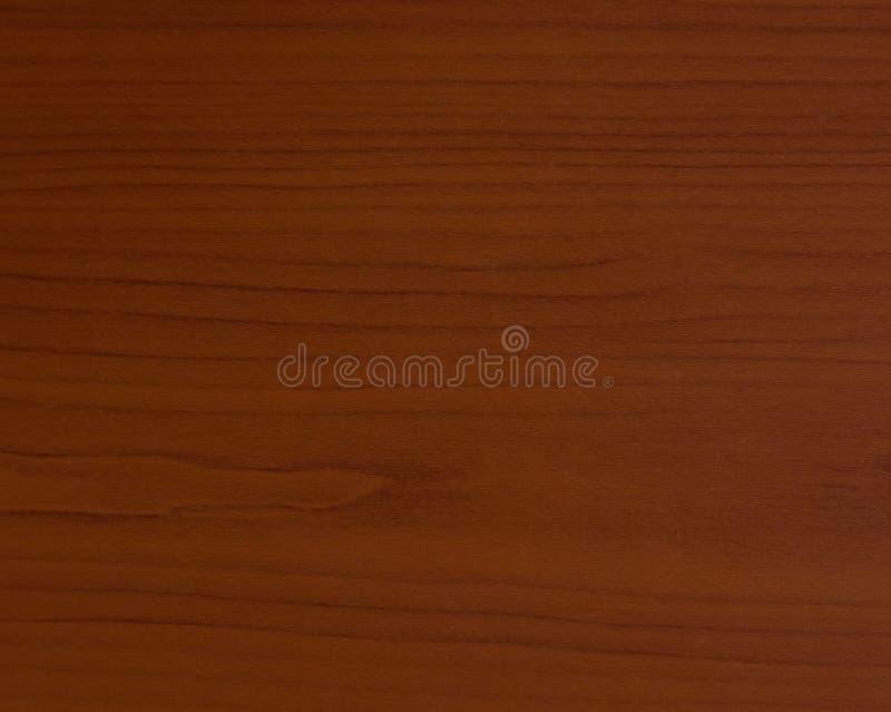 Trätextur med krabba linjer panel mörk brunt arkivbilder