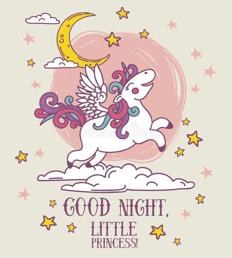 Gute Nacht Einhorn Bilder