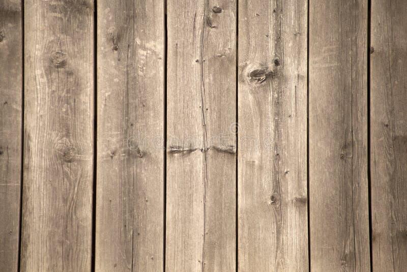 Trävägg för gammal grunge som används som bakgrund arkivfoto