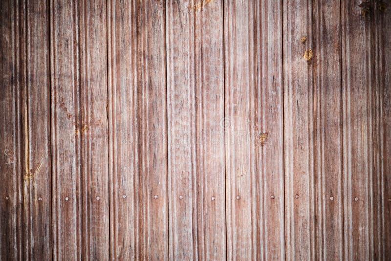 Träväggbakgrund eller textur arkivfoto