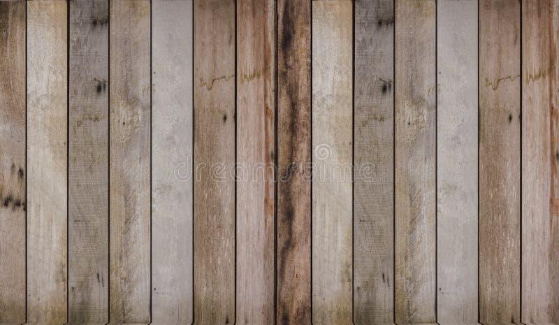 Träväggbakgrund eller textur arkivbild