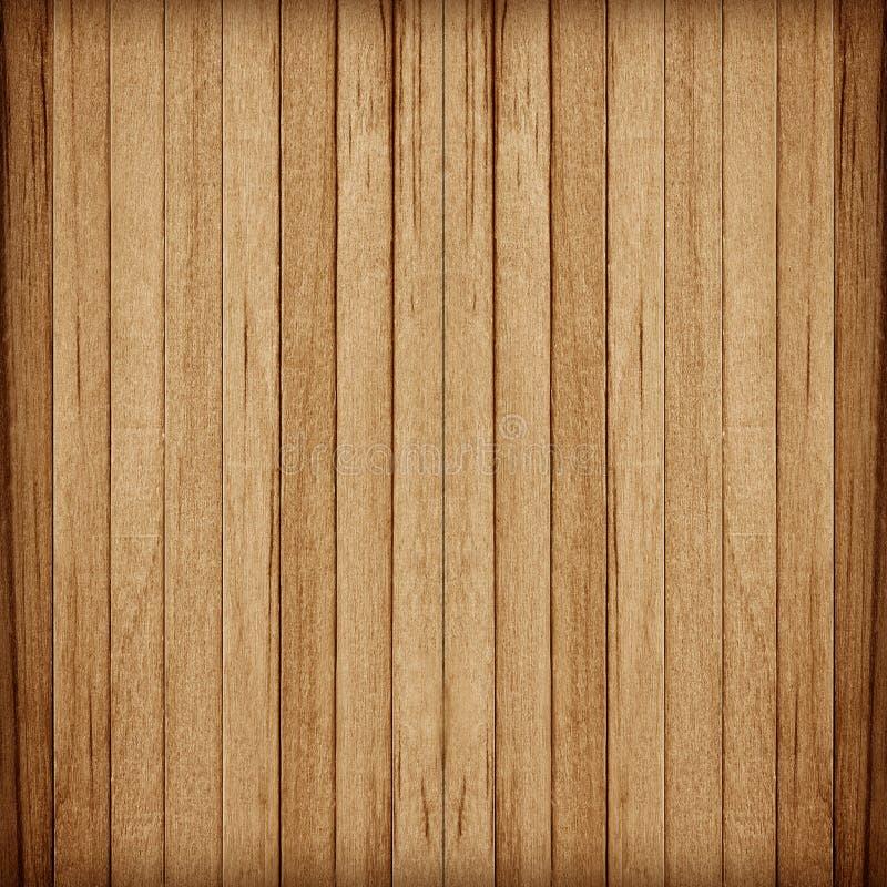 Träväggbakgrund för Wood textur; Wood lodisar för plankabrunttextur royaltyfria bilder