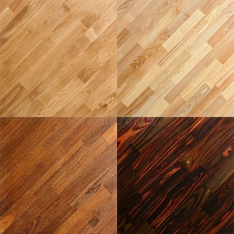 träyttersida för planka för bakgrundsgolvparkett royaltyfri bild