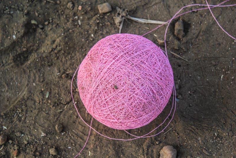 Trådboll, drakefestival royaltyfri foto