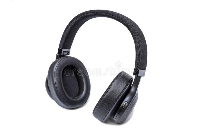 Trådlös Headphone royaltyfri fotografi