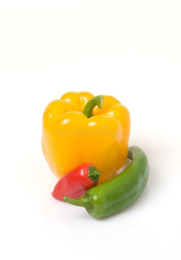 Três pimentas
