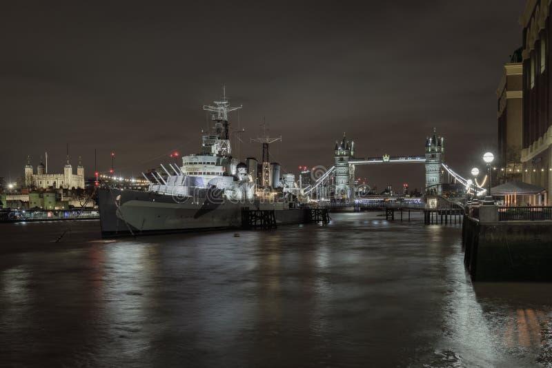 Três símbolos de Londres fotografia de stock royalty free