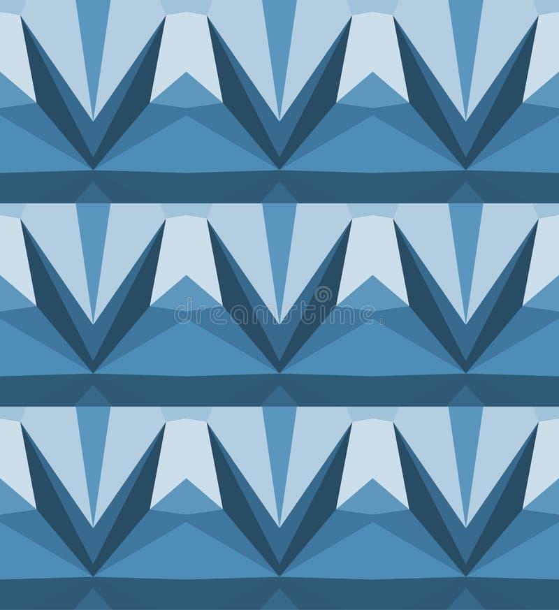 Trójbok tekstury abstrakt royalty ilustracja