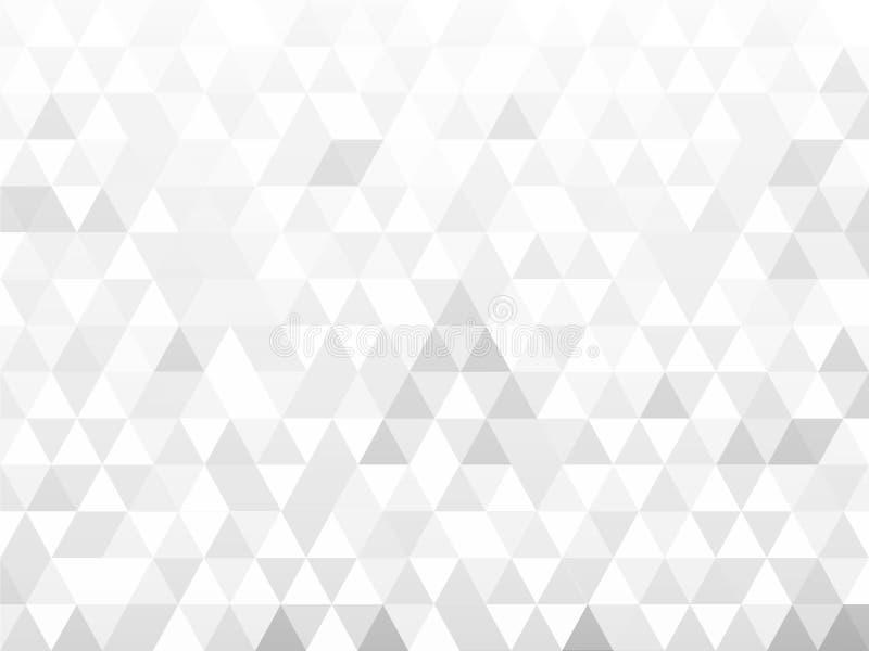 Download Trójboka abstrakt ilustracji. Ilustracja złożonej z sztandar - 57651192
