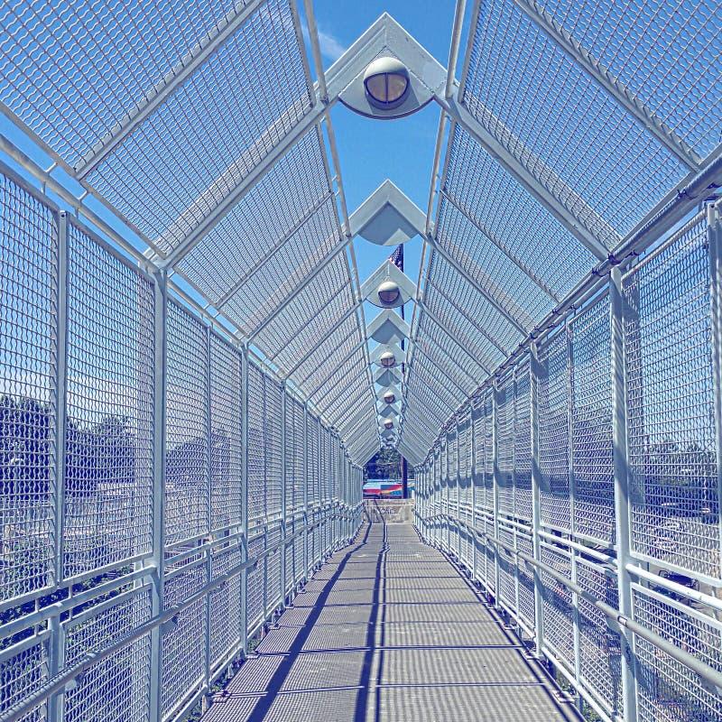 Trójgraniasty most obrazy royalty free