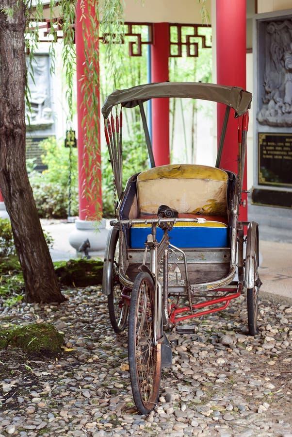 Trójkołowa bicykl obrazy stock