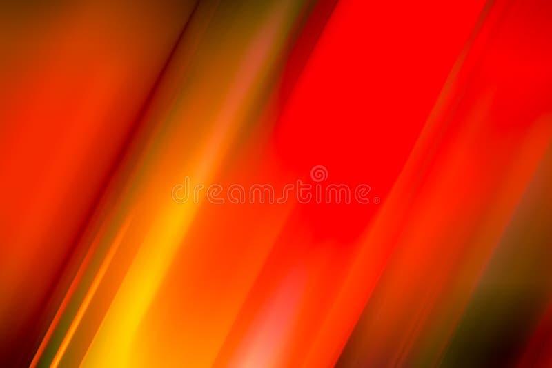 Tra?ages blured color?s lumineux en tant que flashes multicolores pour un fond abstrait toned illustration stock