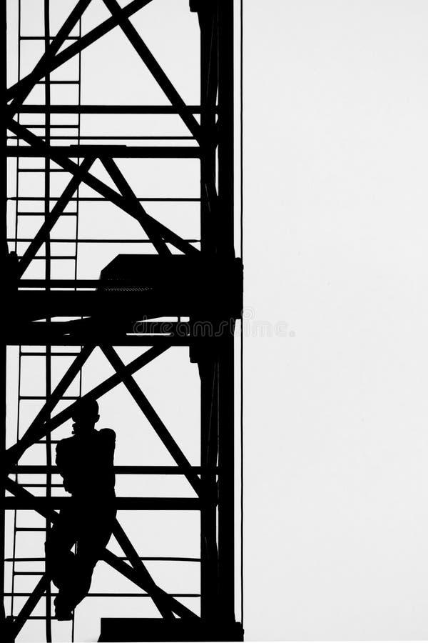 Trabajador de construcción imagenes de archivo