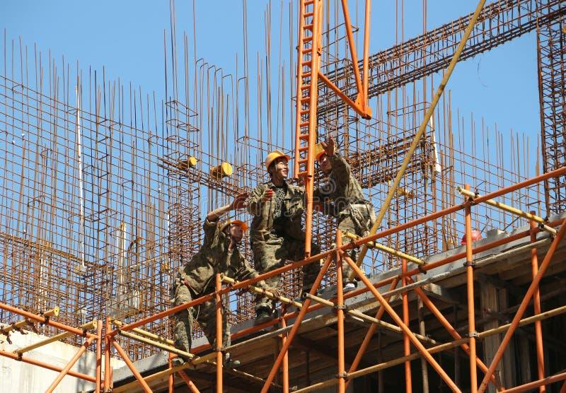 Download Trabajador de construcción foto editorial. Imagen de construcción - 41917441