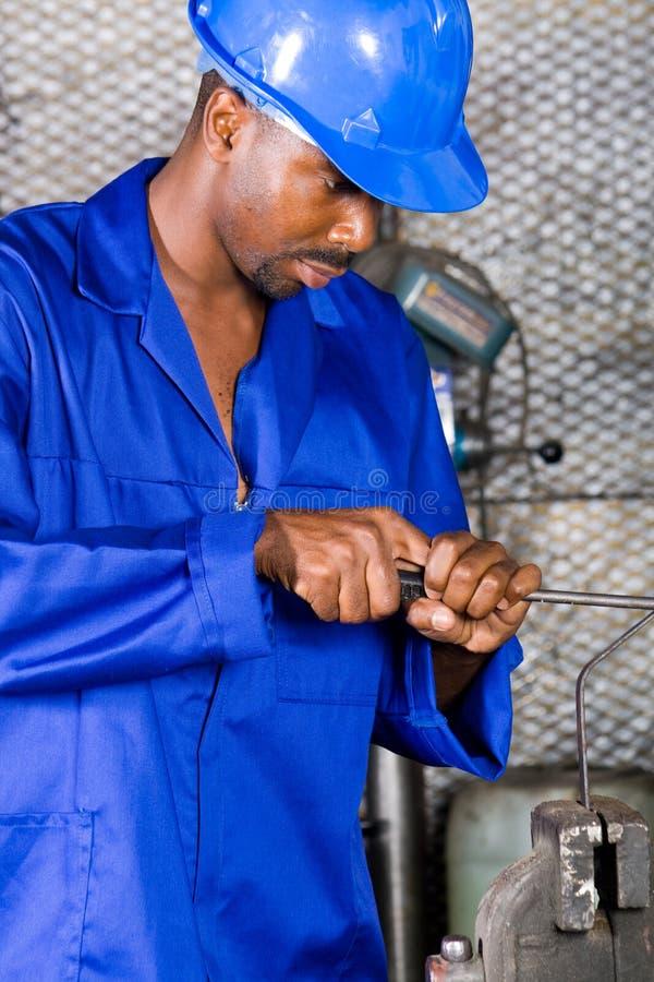 Trabajador industrial fotos de archivo