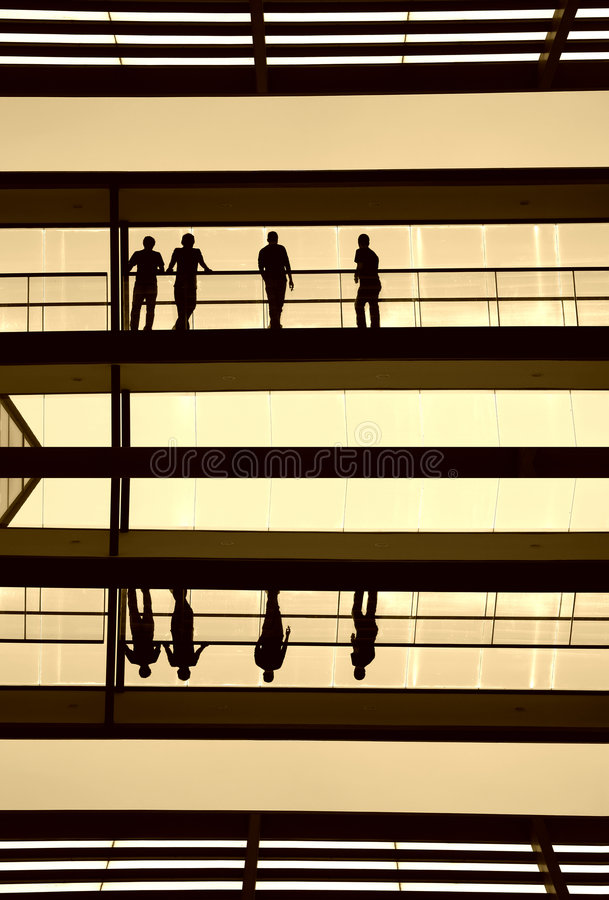 Trabajadores foto de archivo