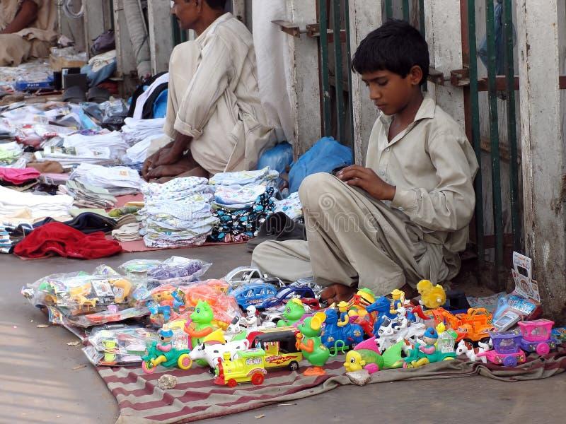 Trabajos infantiles imágenes de archivo libres de regalías