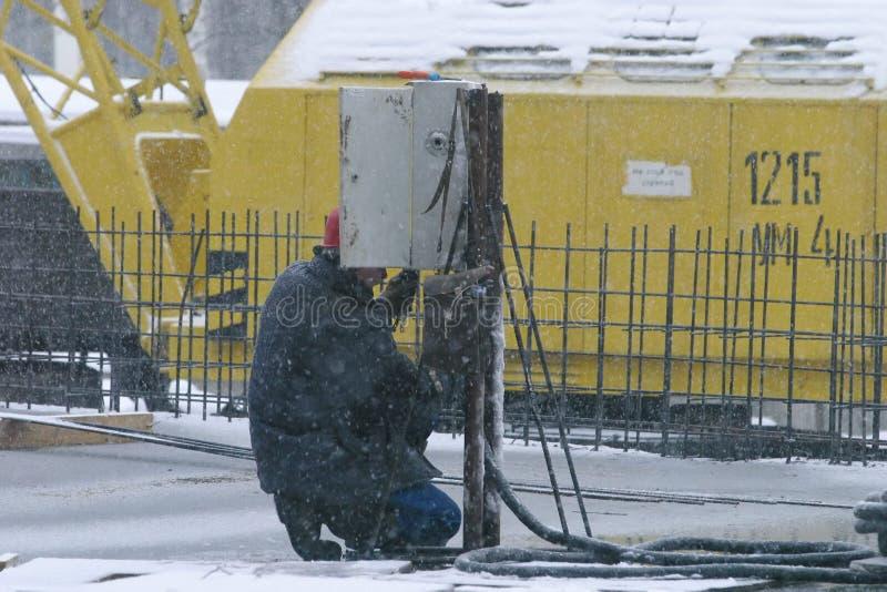 Download Trabalhador foto de stock. Imagem de rússia, construção - 541988