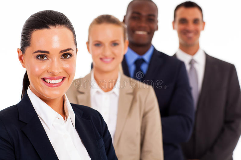 Trabalhador corporativo imagem de stock royalty free