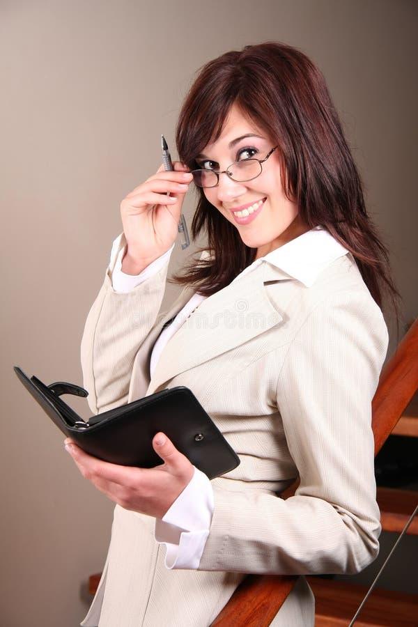 Download Trabalhador De Escritório Bonito Foto de Stock - Imagem de negócio, retrato: 10051468