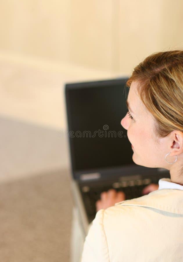 Trabalhador ocasional imagem de stock
