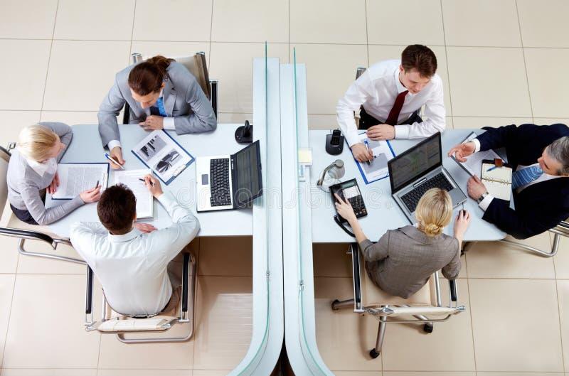 Trabalhadores imagem de stock royalty free