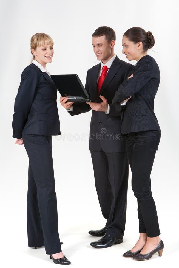 Trabalhos de equipa imagens de stock royalty free