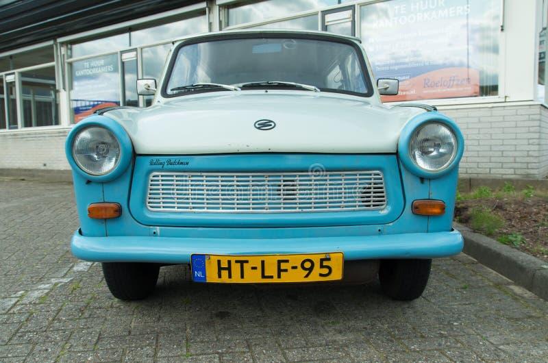 Trabant автомобиль стоковое изображение rf