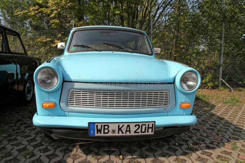 Trabant photographie stock