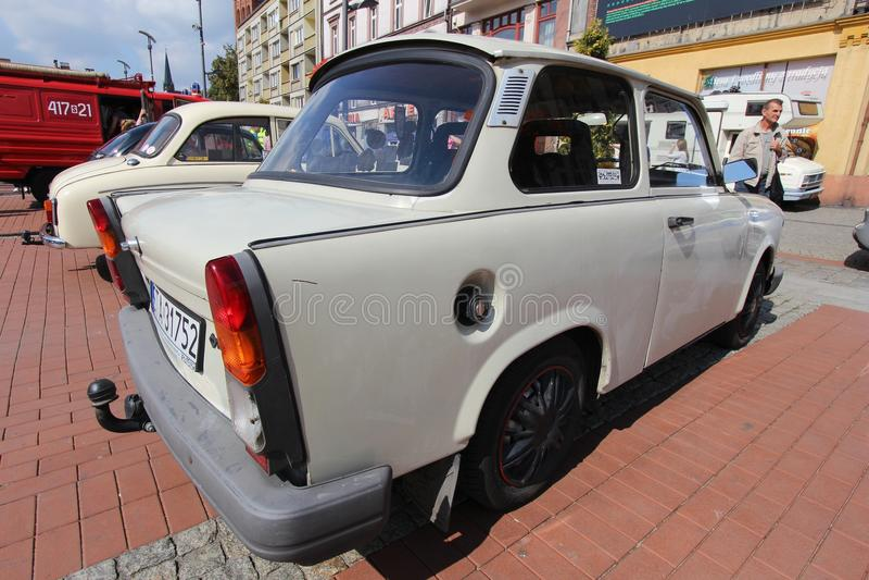 Trabant car royalty free stock images
