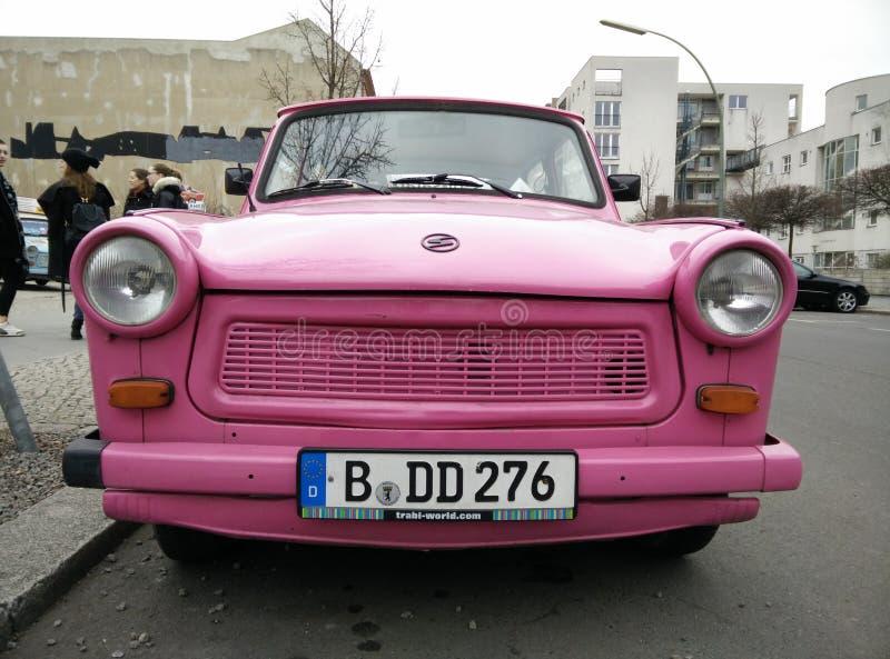 Trabant stock image