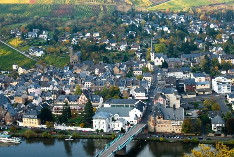 Traben-Trarbach Germany royalty free stock photography