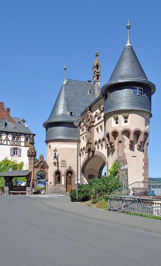 Download Traben-Trarbach Mosel Flod, Germany Fotografering för Bildbyråer - Bild av europa, bricked: 27280449