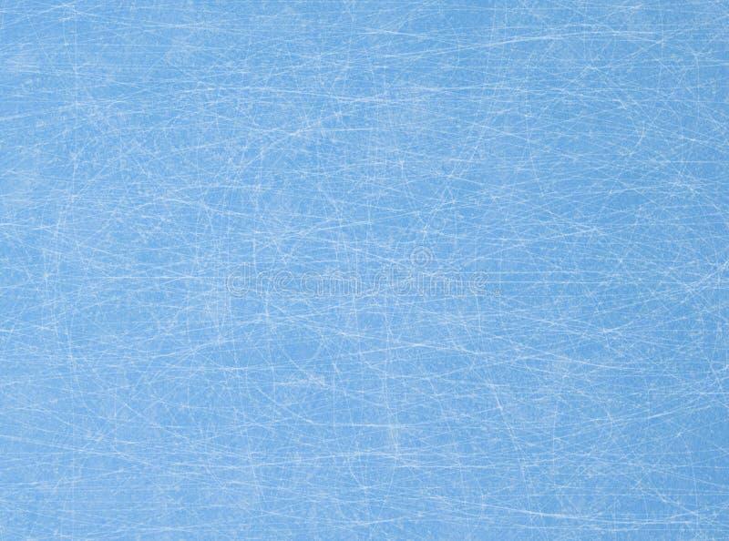 Tracce dai pattini su ghiaccio fotografie stock libere da diritti