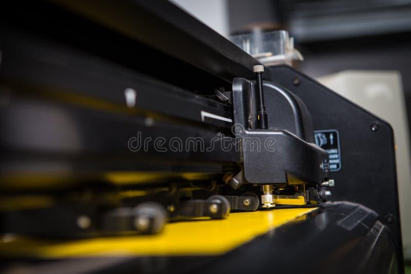 Tracciatore di taglio immagine stock