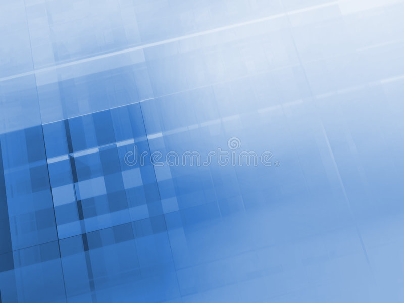 Trace glow razors stock illustration