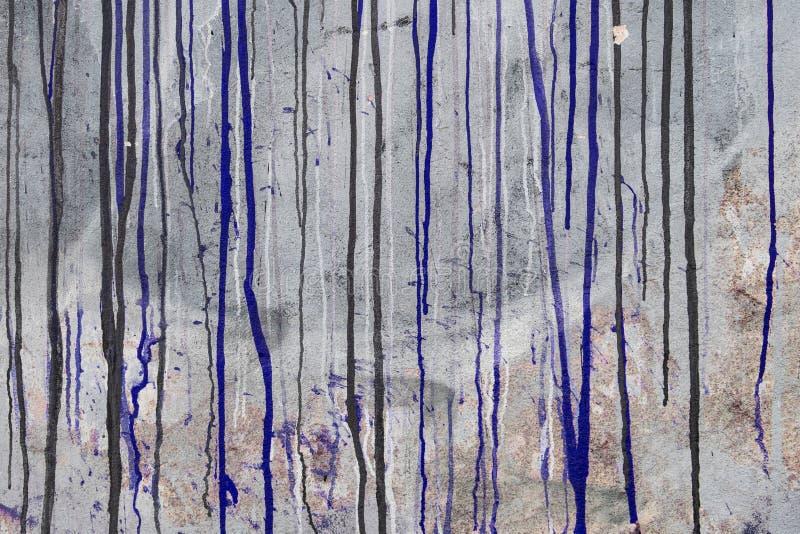 Traces de peinture photo libre de droits
