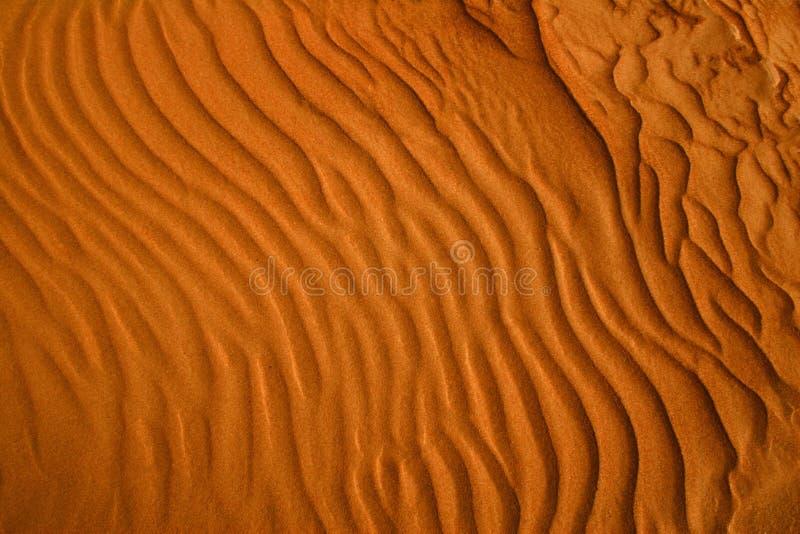 Traces De Vent Image stock