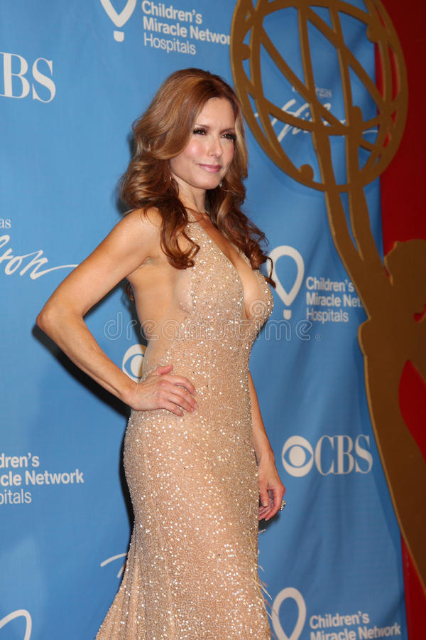 Download Tracey Bregman editorial image. Image of awards, june - 24037210