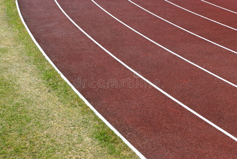 Track Royalty Free Stock Image