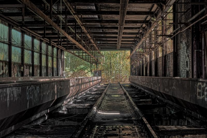 Track, Rail Transport, Transport, Iron
