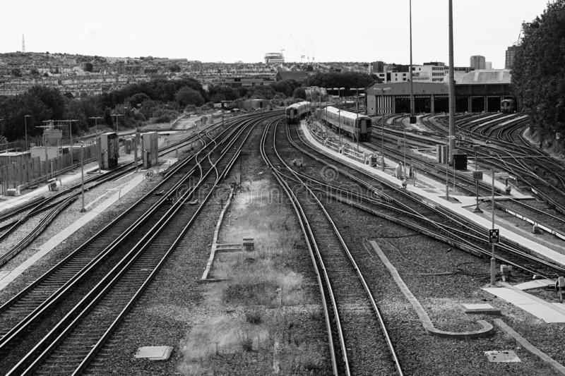 Track, Transport, Rail Transport, Metropolitan Area Free Public Domain Cc0 Image