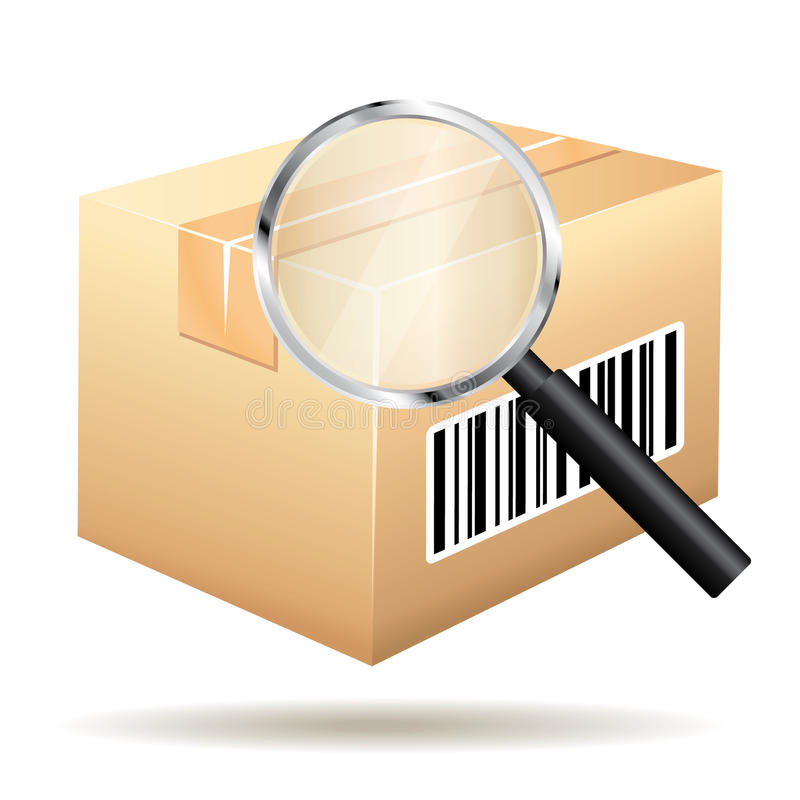 Free Tracking Parcel. Royalty Free Stock Image - 26062566