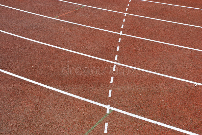 Tracklines royalty free stock photography