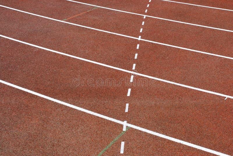 Tracklines lizenzfreie stockfotografie